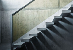 Zement-Effekt-Materiallack oder Mikrozement